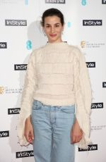ELISA LASOWSKI at Instyle EE Rising Star Party in London 02/01/2017