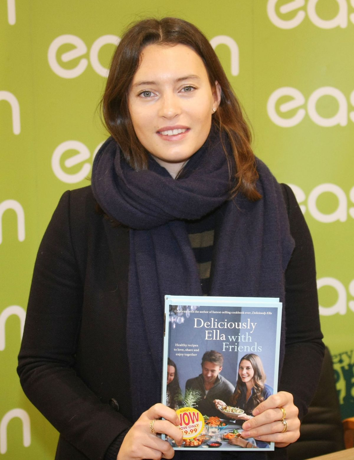 ELLA WOODWARD Promoting Her
