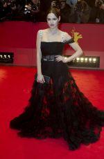 EMILIA SCHUELE at 67th Berlinale International Film Festival 02/09/2017