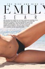 EMILY SEARS in Maxim Magazine, Australia February 2017 Issue