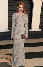 EMMA ROBERTS at 2017 Vanity Fair Oscar Party in Beverly Hills 02/26/2017