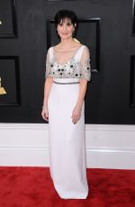 ENYA at 59th Annual Grammy Awards in Los Angeles 02/12/2017