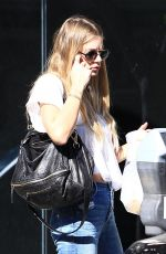 ERIN HEATHERTON Out and About in Los Angeles 02/01/2017