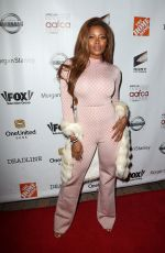 EVA MARCILLE at 8th Annual AAFCA Awards in Los Angeles 02/08/2017