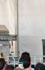 GIADA DE LAURENTIIS at Goya Foods Grand Tasting Village in Miami 02/25/2017