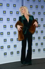 GIGI GORGEOUS at 2017 Human Rights Campaign Greater New York Gala 02/11/2017