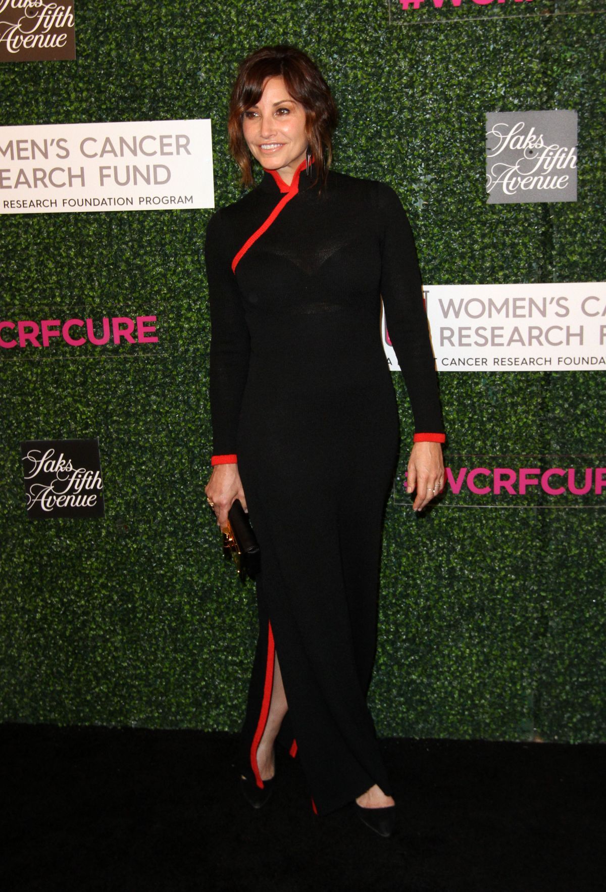 GINA GERSHON at WCRF An Unforgettable Evening in Beverly Hills 02/16/2017