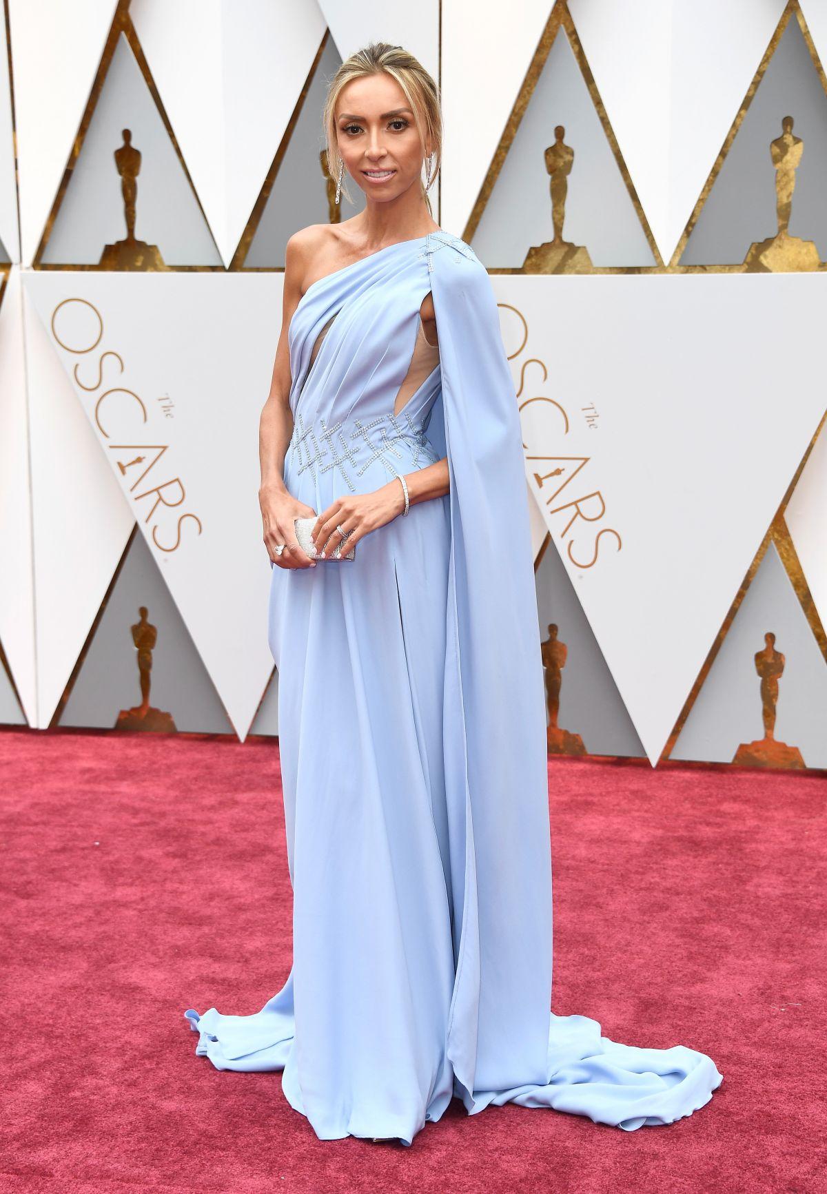 GIULIANA RANCIC at 89th Annual Academy Awards in Hollywood 02/26/2017