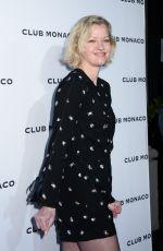 GRETCHEN MOL at Club Monaco Fashion Presentation in New York 02/10/2017