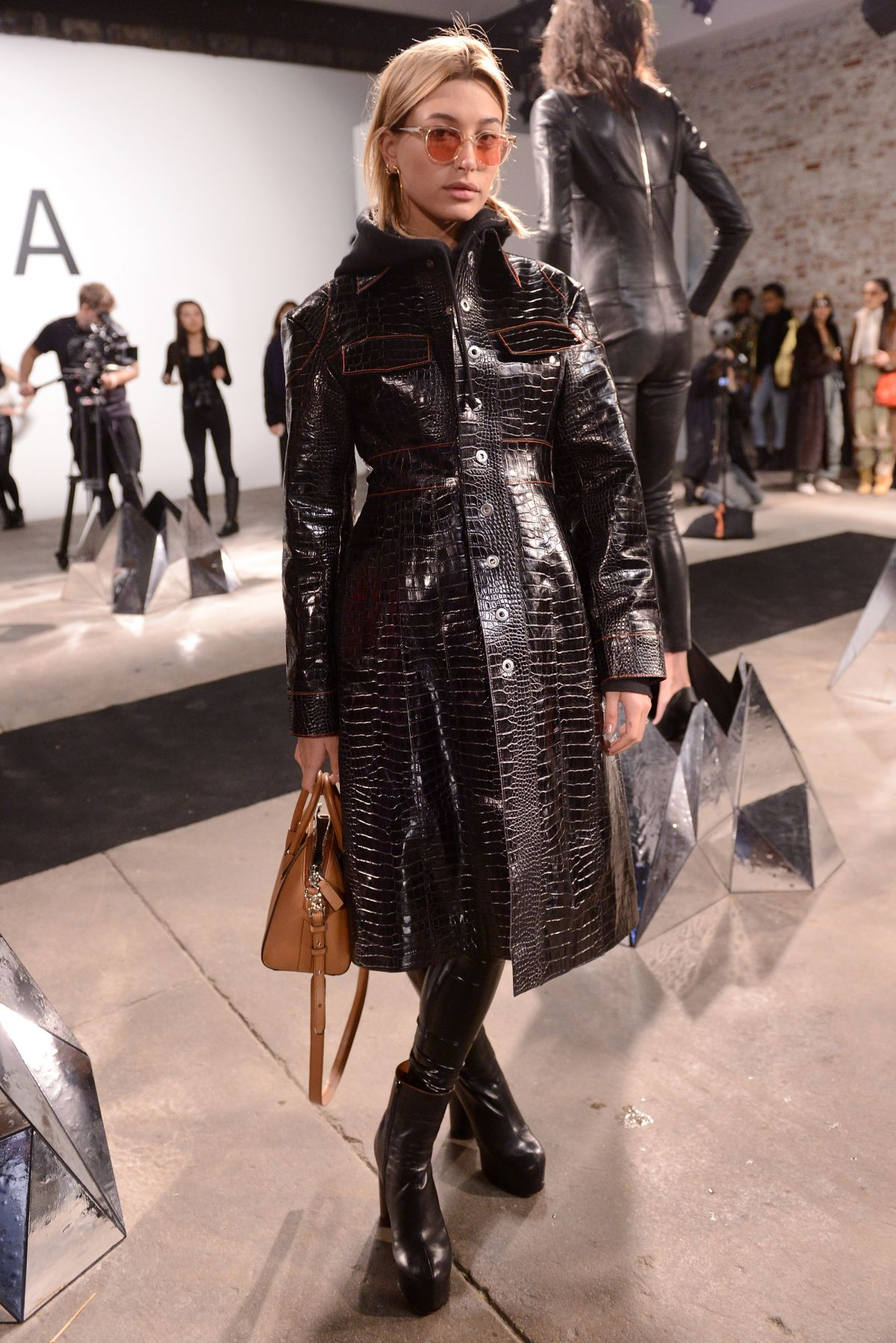 New york fashion week catwalk 38