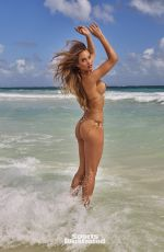HANNAH DAVIS in SI Swimsuit Edition 2017