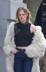 HANNE GABY ODIELE at Freemasons Hall in London 02/19/2017