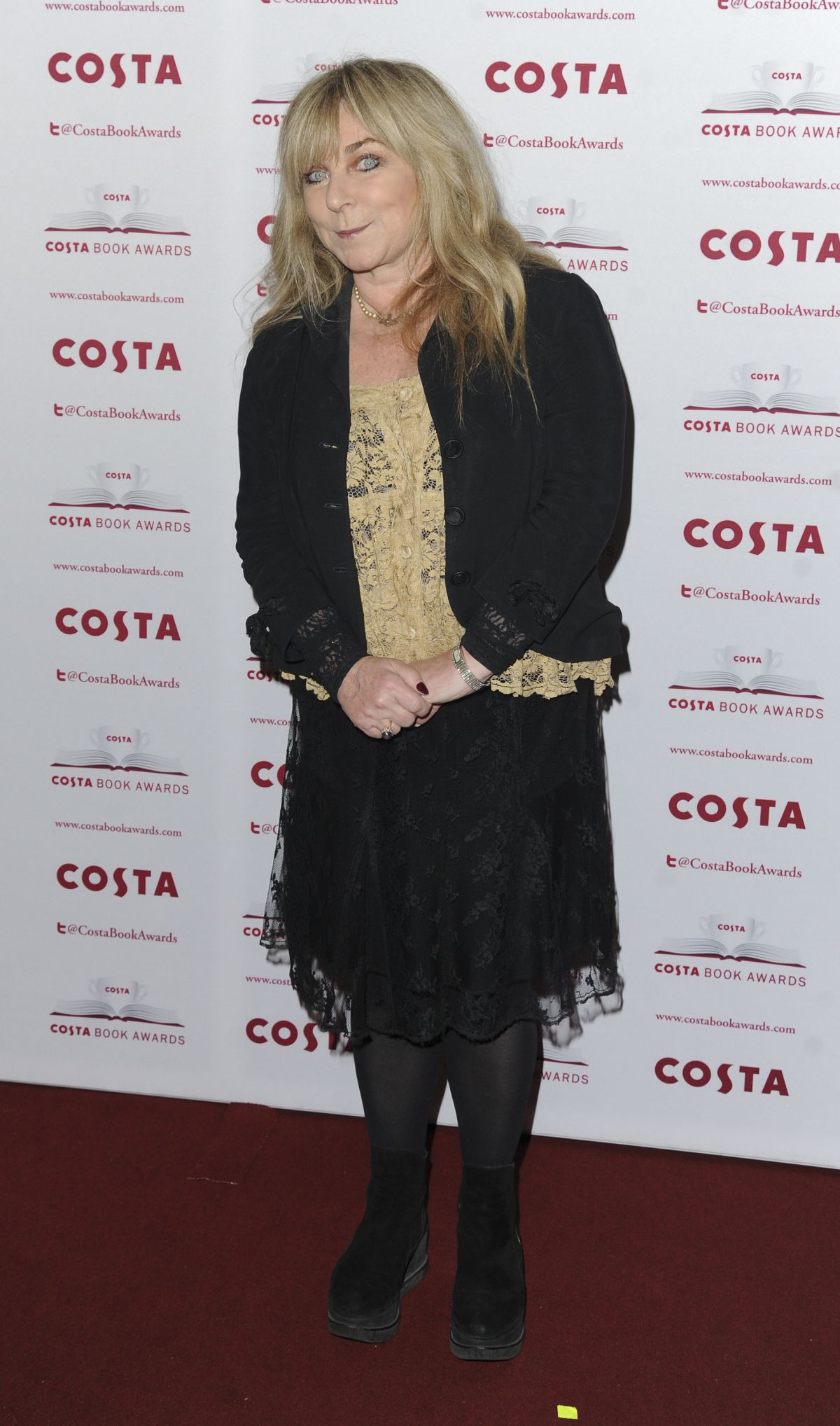 HELEN LEDERER at Costa Book Awards in London 01/31/2017