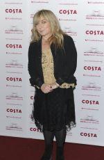 HELEN LEDERER at Costa Book Awards in London 01/31/2017