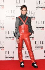 HELOISE LETISSIER at Elle Style Awards 2017 in London 02/13/2017