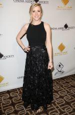 HILLARY HICKAM at Cinema Audio Society Awards in Los Angeles 02/19/2017