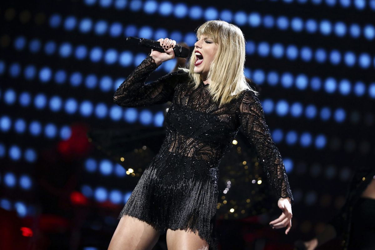 Taylor swift concert dates