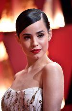 SOFIA CARSON  at 89th Annual Academy Awards in Hollywood 02/26/2017