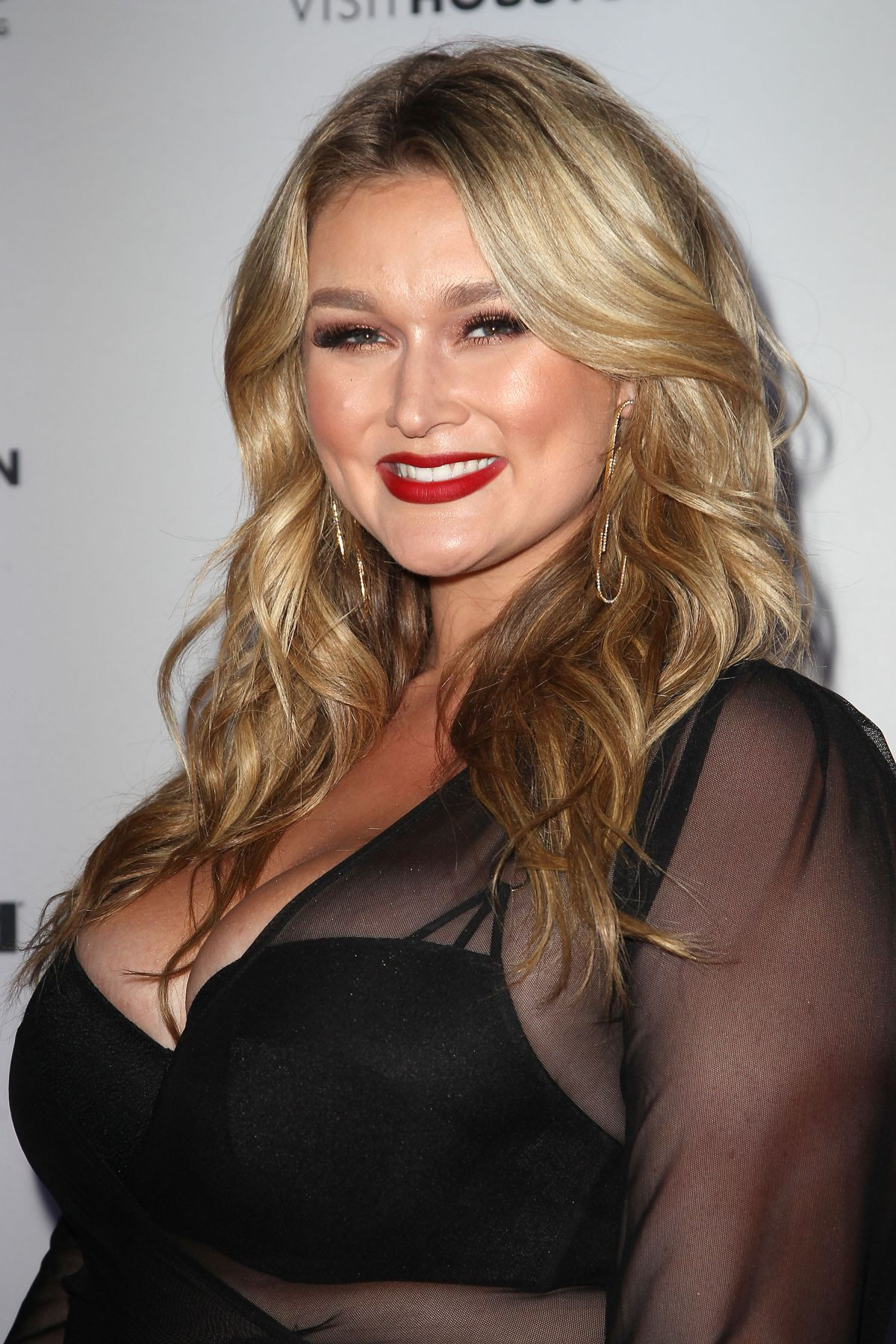 Cleavage Hunter McGrady  nude (16 photos), Twitter, see through