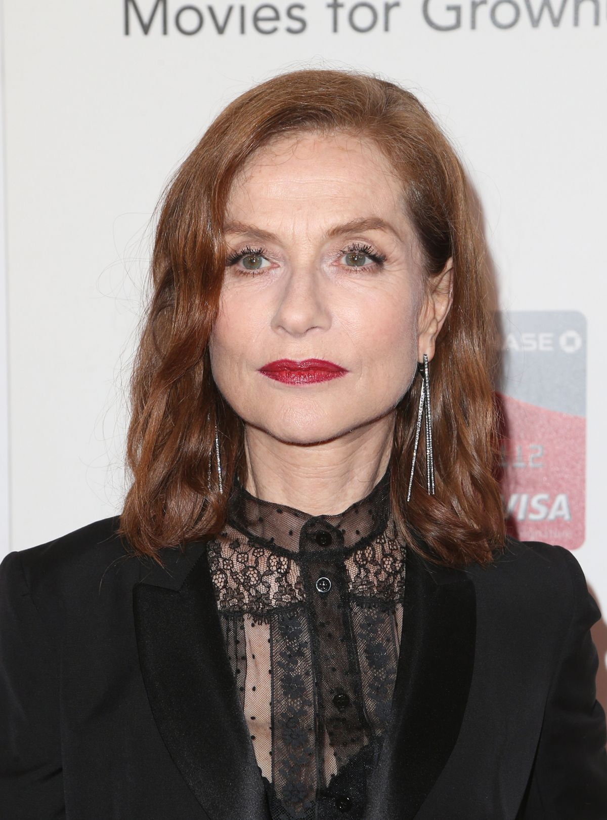 ISABELLE HUPPERT at 16th Annual AARP The Magazine