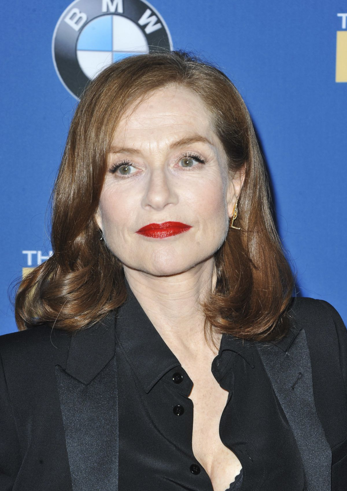 ISABELLE HUPPERT at 69th Annual Directors Guild of America Awards in Beverly Hills 02/04/2017 ...