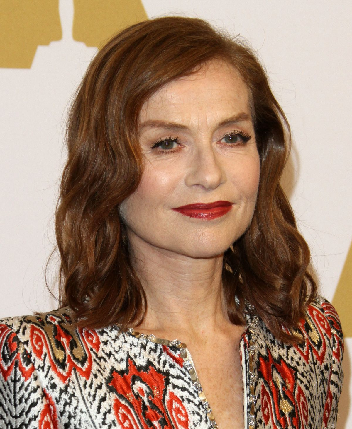ISABELLE HUPPERT at Academy Awards Nominee Luncheon in Beverly Hills 02/06/2017