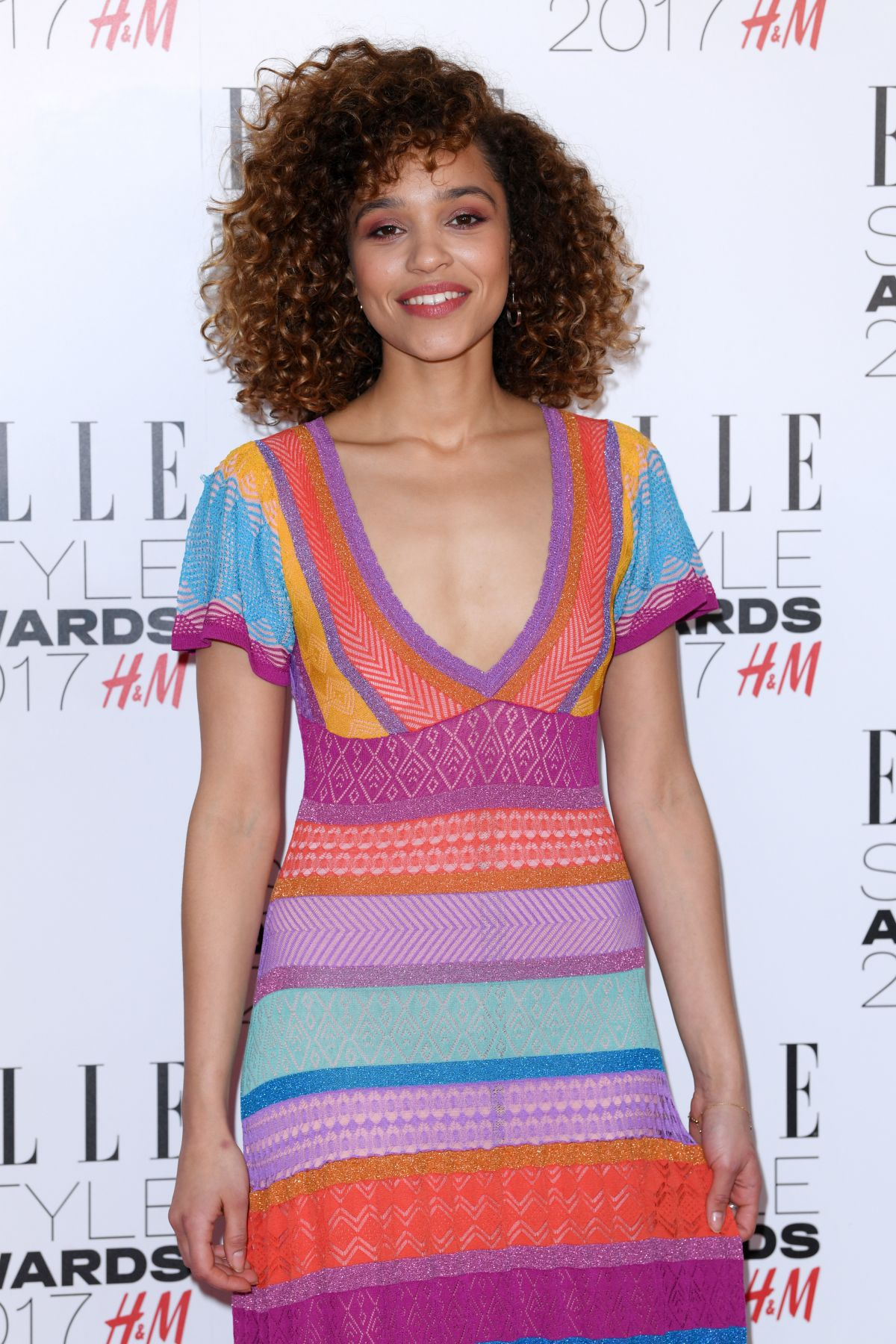 IZZY BIZU at Elle Style Awards 2017 in London 02/13/2017