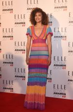 IZZY BIZU at Elle Style Awards 2017 in London 02/13/2017