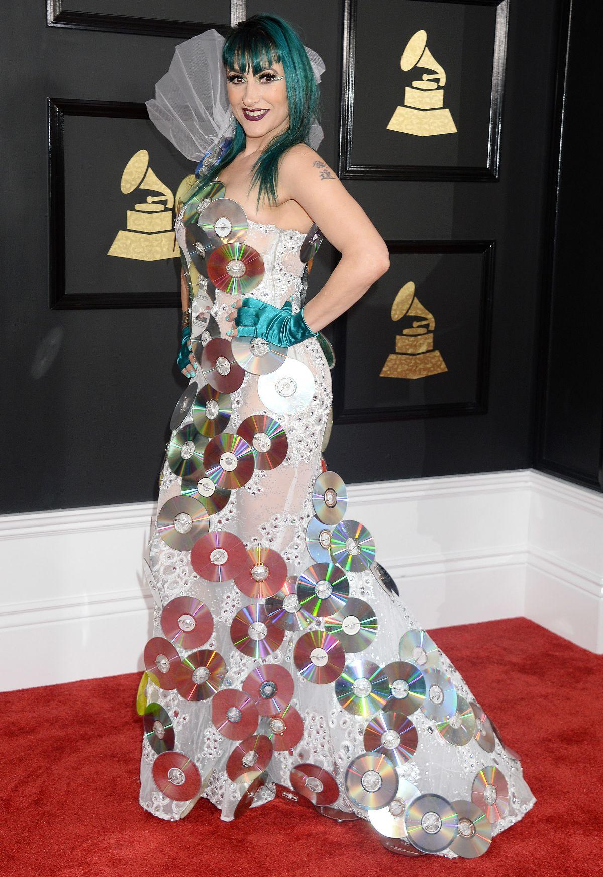 JACQUELINE VAN BIERK at 59th Annual Grammy Awards in Los Angeles 02/12/2017