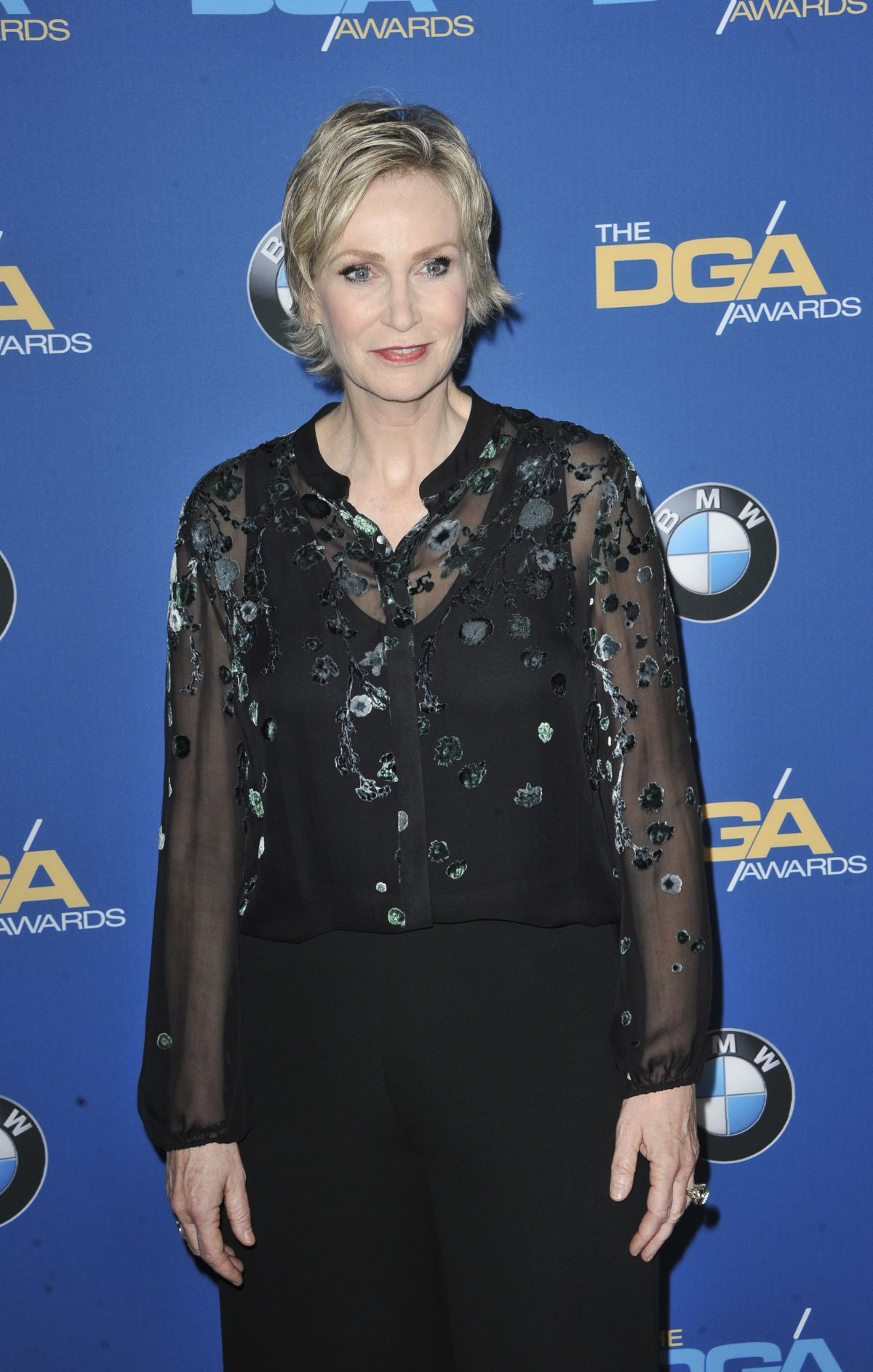 JANE LYNCH at 31st Annual ASC Awards for Cinematography in Hollywood 02/04/2017