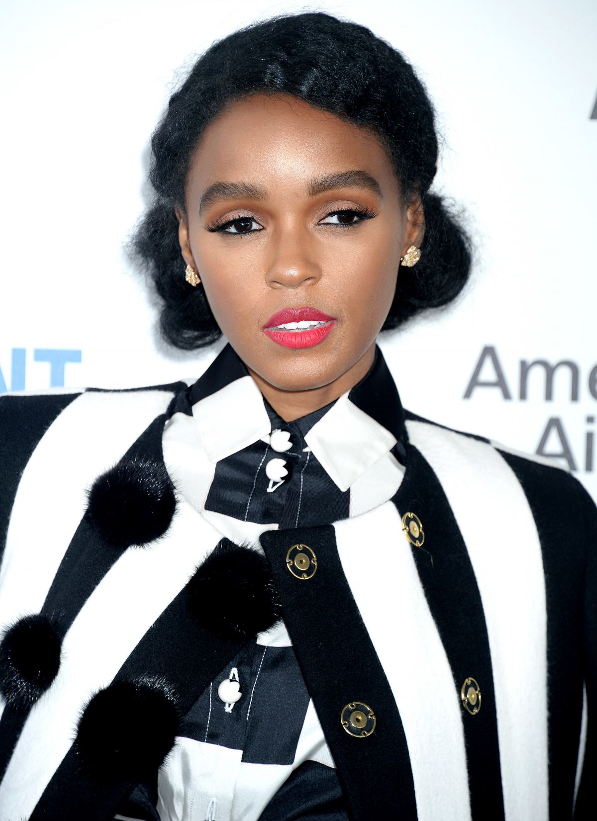 JANELLE MONAE at 2017 Film Independent Spirit Awards in Santa Monica 02/25/2017