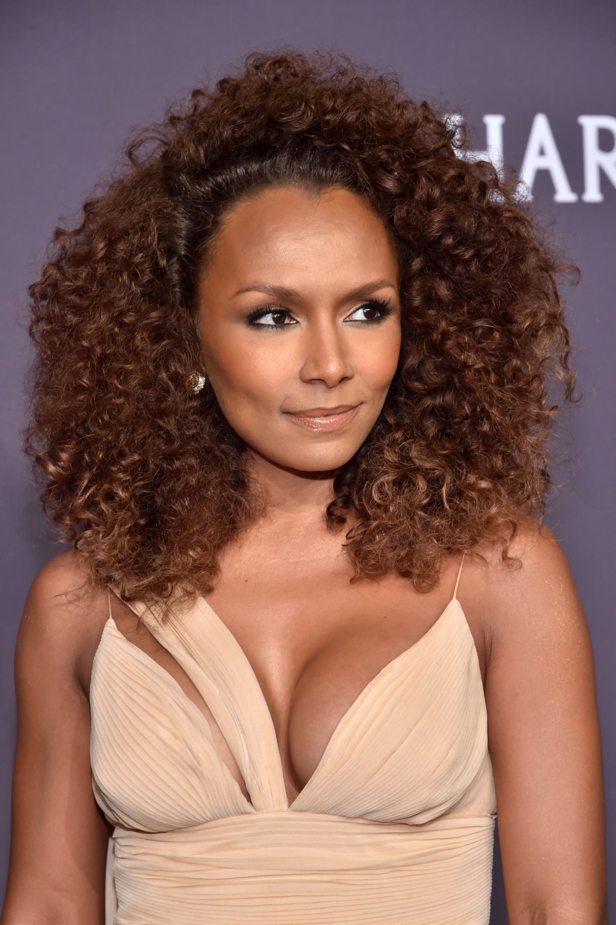 JANET MOCK at AMFAR 2017 New York Gala 02/08/2017