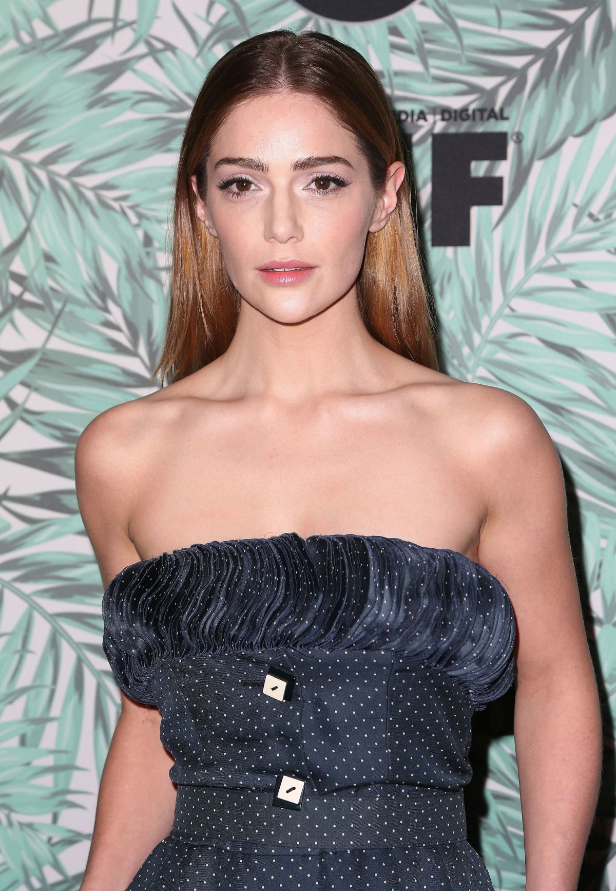 JANET MONTGOMERY at 10th Annual Women in Film Pre-oscar Party in Los Angeles 02/24/2017