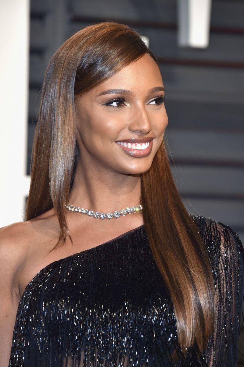 Jasmine Tookes At 2017 Vanity Fair Oscar Party In Beverly Hills 02 26 2017 Hawtcelebs