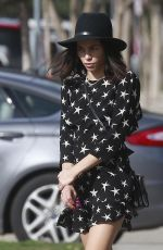 JENNA DEWAN Out and About in Studio City 02/09/2017