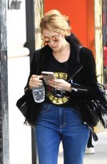 JENNIFER FINNIGAN Out and About in Beverly Hills 01/02/2017