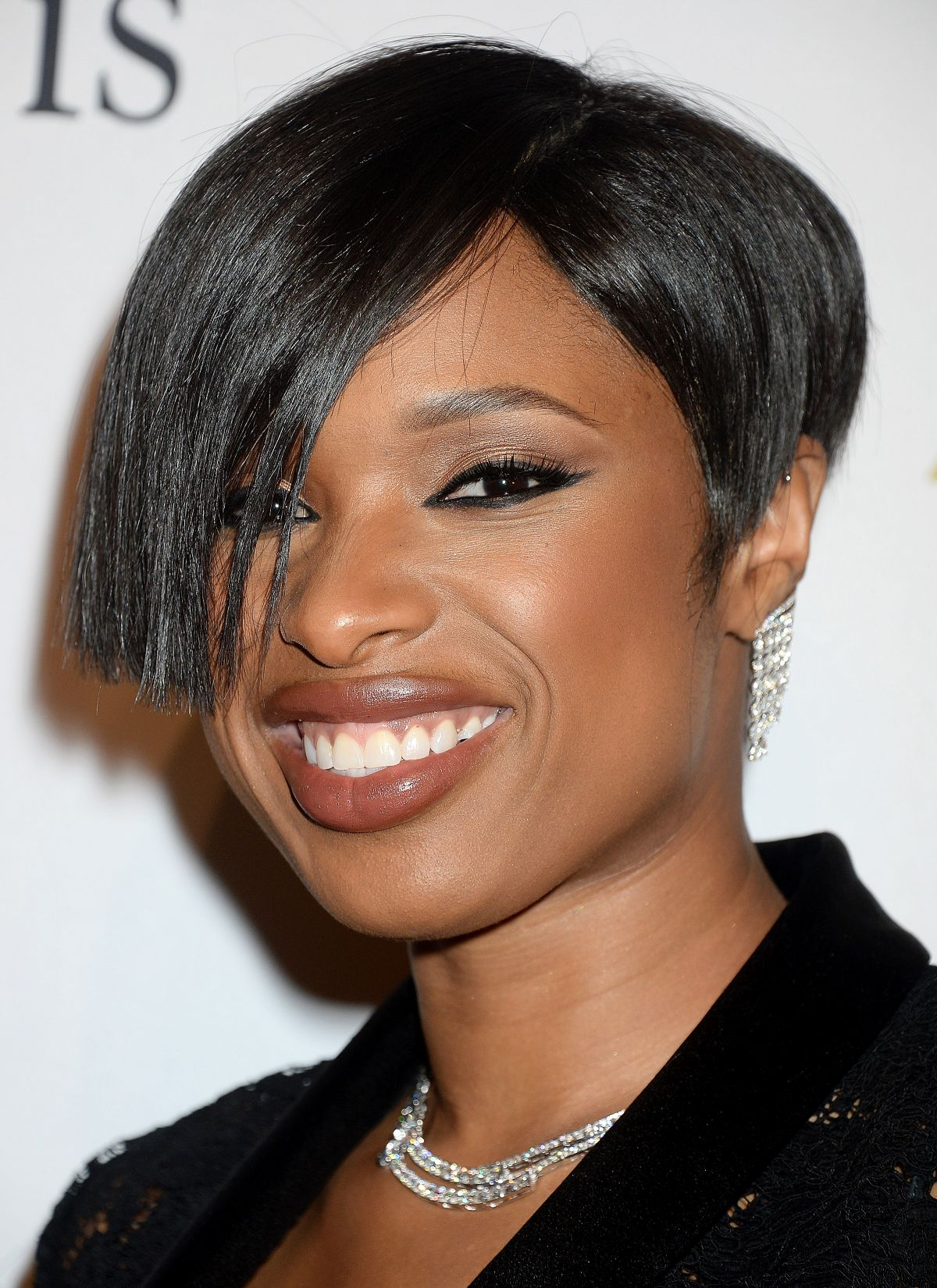 JENNIFER HUDSON at Clive Davis Pre-grammy Party in Los ...