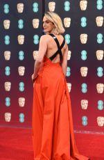 JESSICA BROWN-FINDLAY at Bafta 2017 Awards in London 02/12/2017