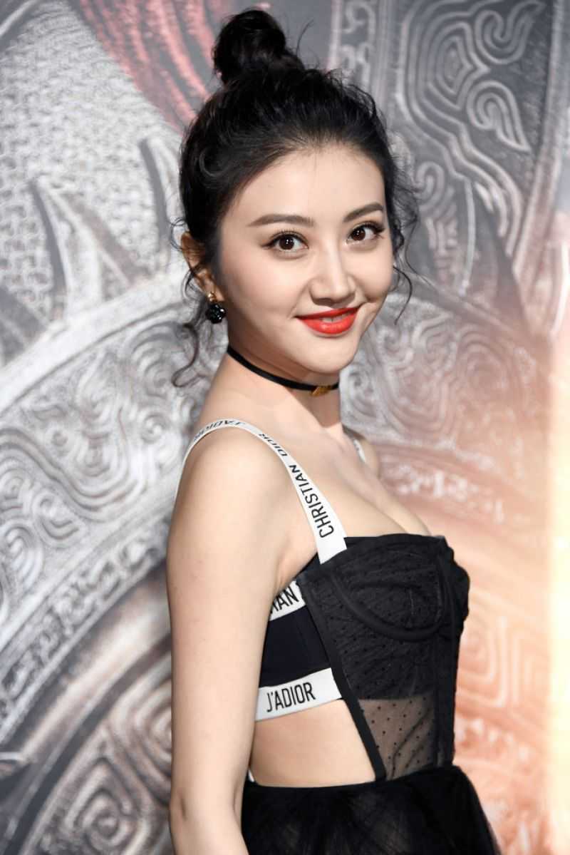 JING TIAN at