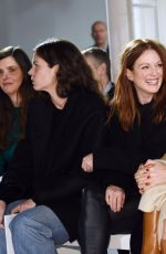 JULIANNE MOORE and GWYNETH PALTROW at Calvin Klein Fashion Show at 2017 NYFW in New York 02/10/2017