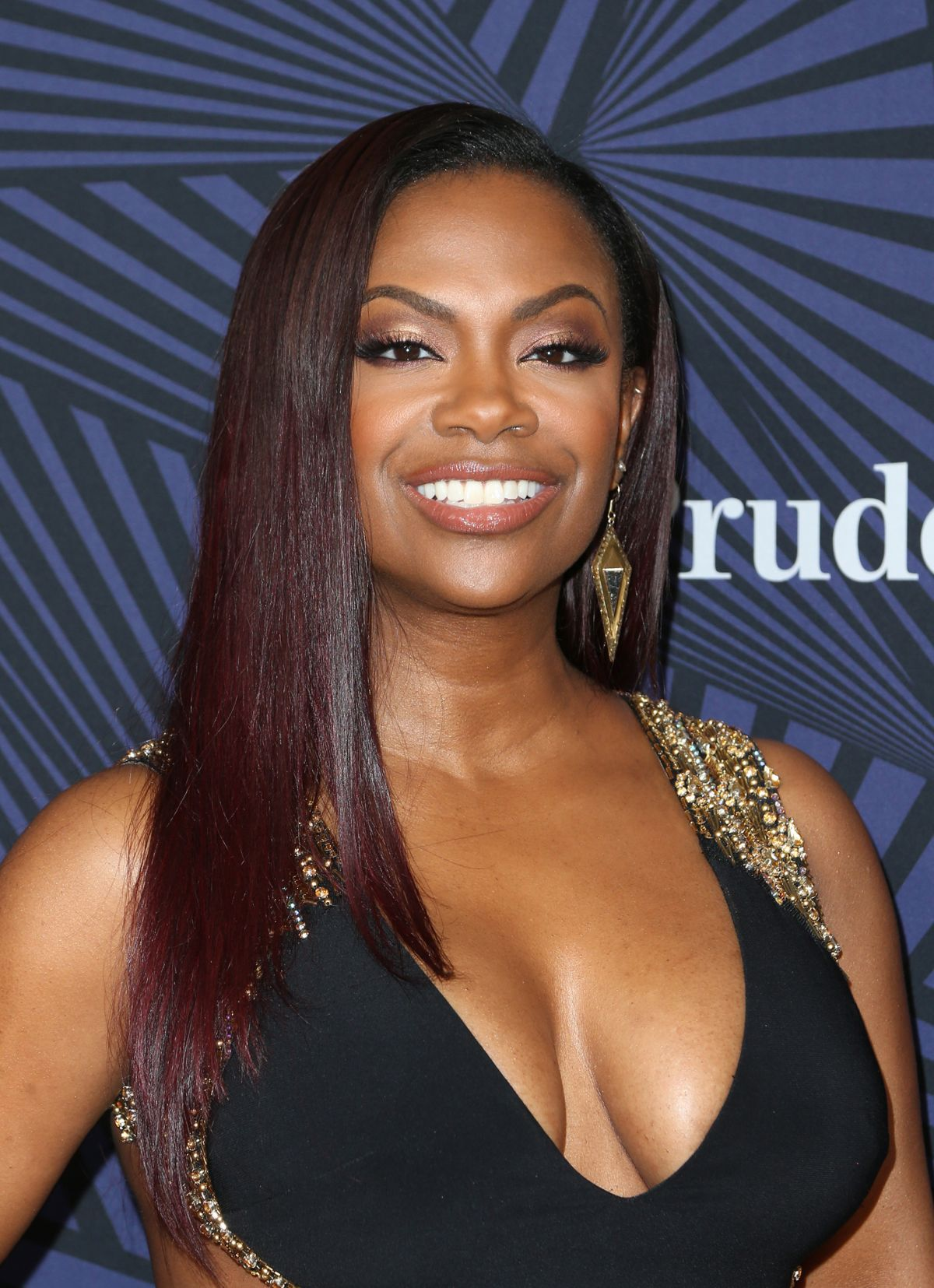 KANDI BURRUSS at Bet's 2017 American Black Film Festival ...