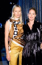 KAROLINA KURKOVA and DOUTZEN KROES at Oscar De La Renta Fashion Show in New York 02/13/2017