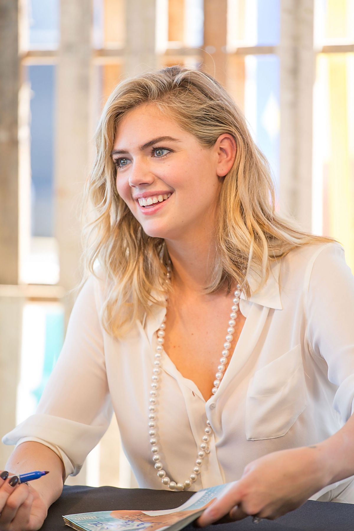 Kate Upton At Vibes By Si Swimsuit 2017 Launch Festival