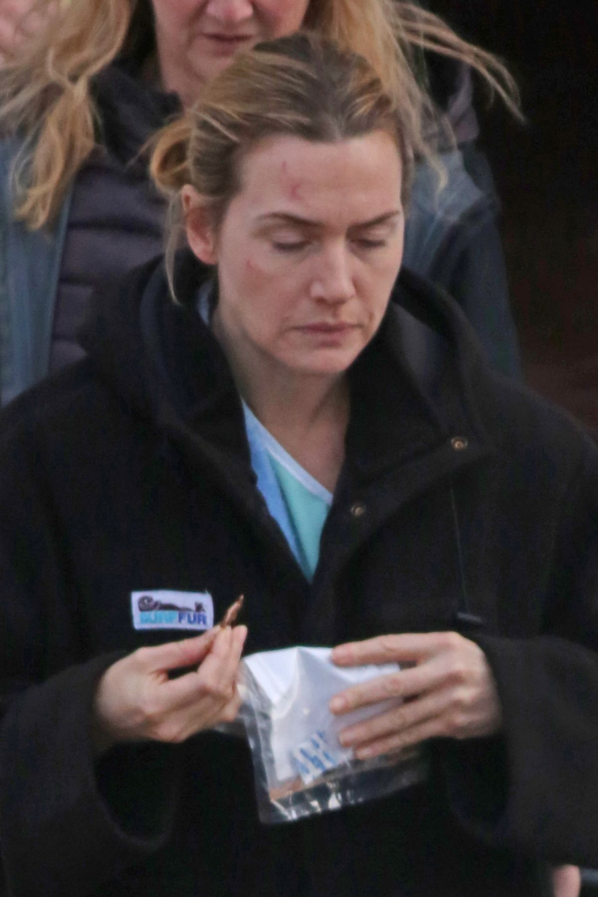 KATE WINSLET at Eagle Ridge Hospital in Port Moody 02/07 ...