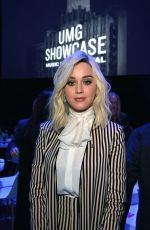 KATY PERRY at Sir Lucian Grainge