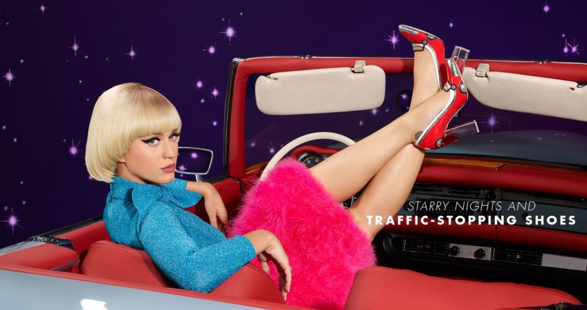 KATY PERRY for Katy Perry Footwear Collection 2017