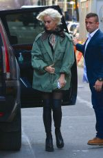 KATY PERRY Out to Launch in New York 02/16/2017