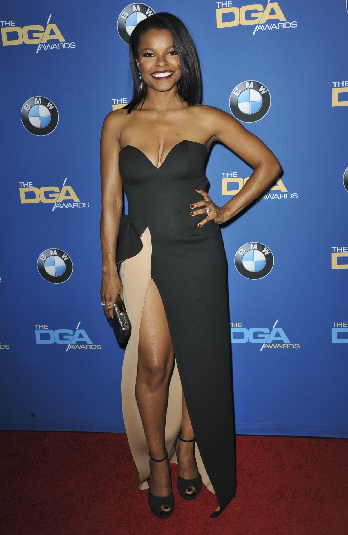 KEESHA SHARP at 69th Annual Directors Guild of America Awards in Beverly Hills 02/04/2017