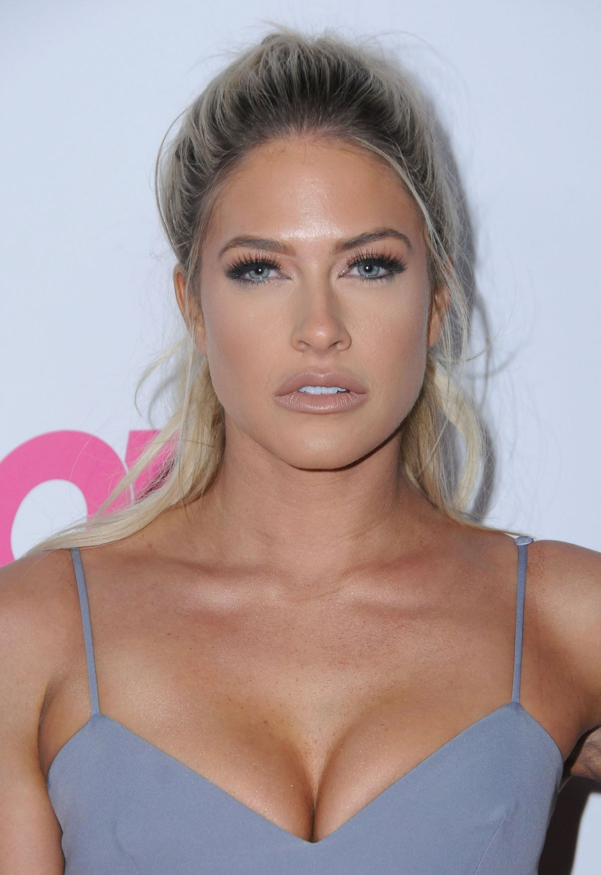 KELLY KELLY at OK! Magazine's Pre Oscar Party in Los Angeles 02/22/2017