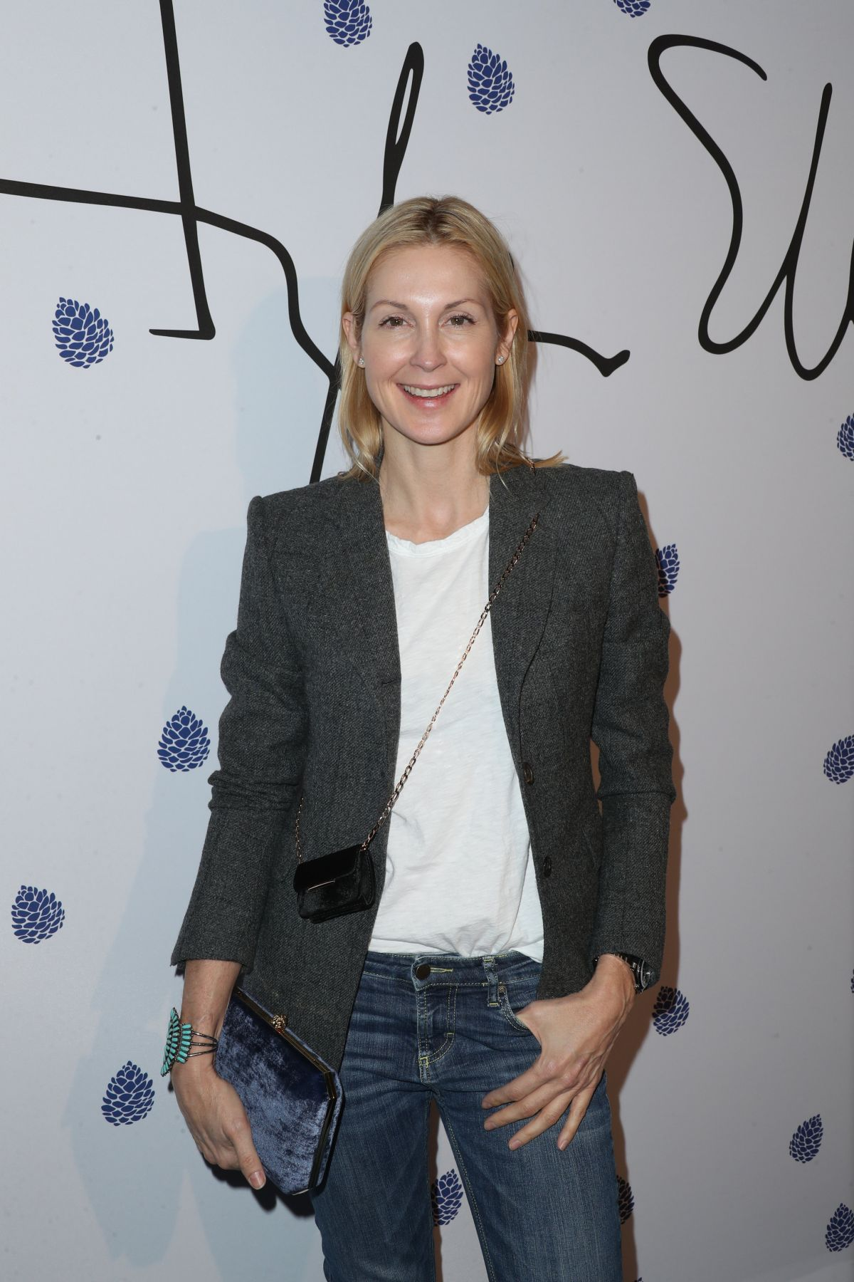 KELLY RUTHERFORD at Tyler Ellis' 5th Anniversary Celebration in Los Angeles 01/31/2017
